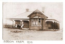 Albion Farm - 1910