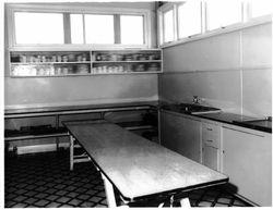 The kitchen - 1976
