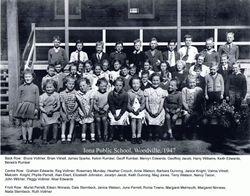 Iona Public School 1947