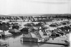Maitland flood 1930