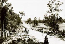 Paterson Road 1905