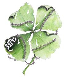 4 Leaf Clover Color
