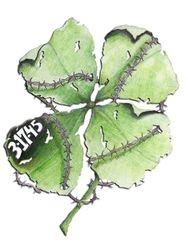 4 Leaf Clover Color 2