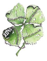 4 Leaf Clover Color 3