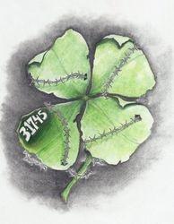 4 Leaf Clover Color 4