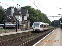 Het station Klimmen-Ransdaal