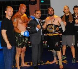 MMA WORLD TITLE PRO-AM WKF