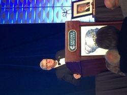 Ray Morasse receives Phillip Johnson Award