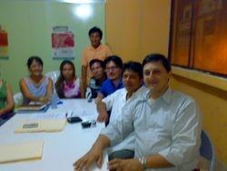 Reunión Viernes 8 de Agosto