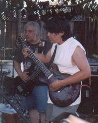 Backyard concert Sonoma 2006
