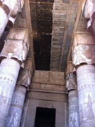 Dendera Temple Egypt 2016