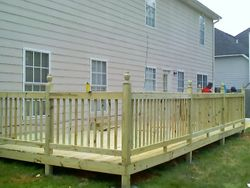 After of Deck