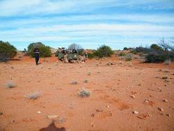 Aboriginal Lithic Site
