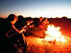 Camel Trekking Camping, Beltana Station, South Australia