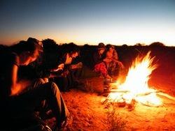Around the Campfire, Camel safaris on Beltana Station, South Australia