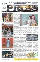 Blairstown 175th Anniversary Article