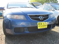 2004 Acura TSX before