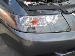 2004 Acura TSX right after