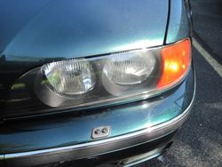 1999 BMW 528 after