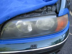 1999 BMW 528 before