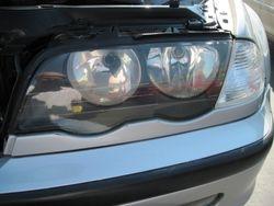 2001 BMW 325i left after