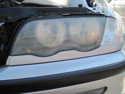 2001 BMW 325i left before