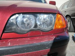 BMW 325xi after