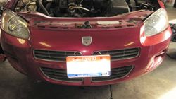 '00 Dodge Stratus after