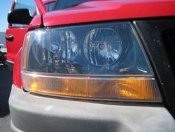 2000 Jeep Grand Cherokee after