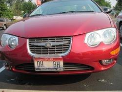 2001 Chrysler 300M after