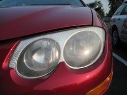 2001 Chrysler 300M before