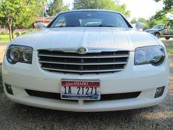 Chrysler Crossfire after
