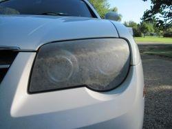 Chrysler Crossfire before