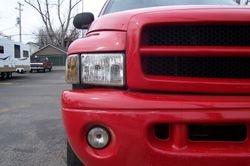 Dodge Ram Sport after