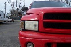 Dodge Ram Sport before