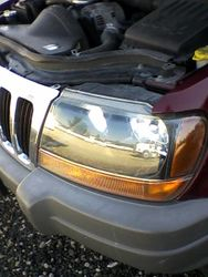 Jeep Grand Cherokee after