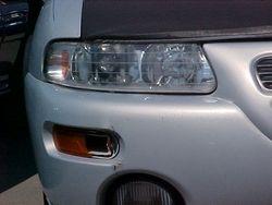Chrysler Sebring after