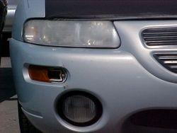 Chrysler Sebring before