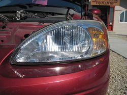 2002 Ford Taurus after