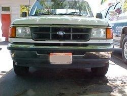 Ford Ranger after