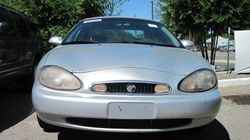 Ford Taurus before