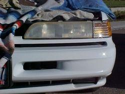Ford Thunderbird before
