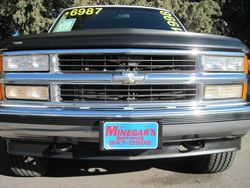 1998 Chevy 1500 front after
