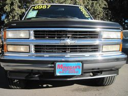 1998 Chevy 1500 front before