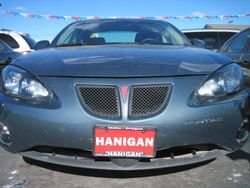 2005 Pontiac Grand Prix after