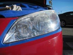 2006 Pontiac G6 left before
