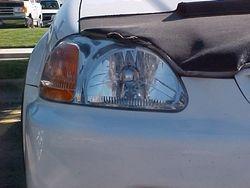 Honda Civic after