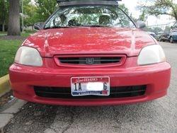 1999 Honda Civic before