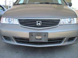 2001 Honda Odyssey after