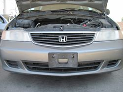 2001 Honda Odyssey before